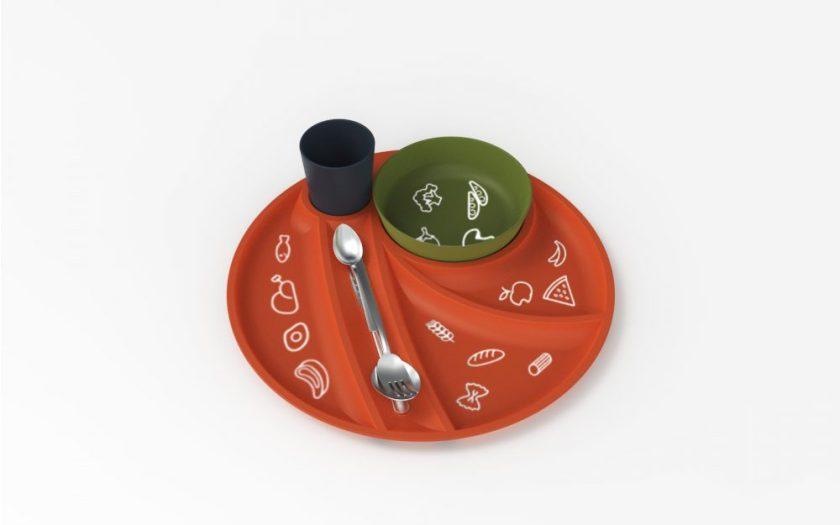 Learn & eat Diseño : Estíbaliz Pastor Apaolaza Escuela : ESdesign. Escuela Superior de Diseño de Barcelona Foto : Estíbaliz Pastor Apaolaza