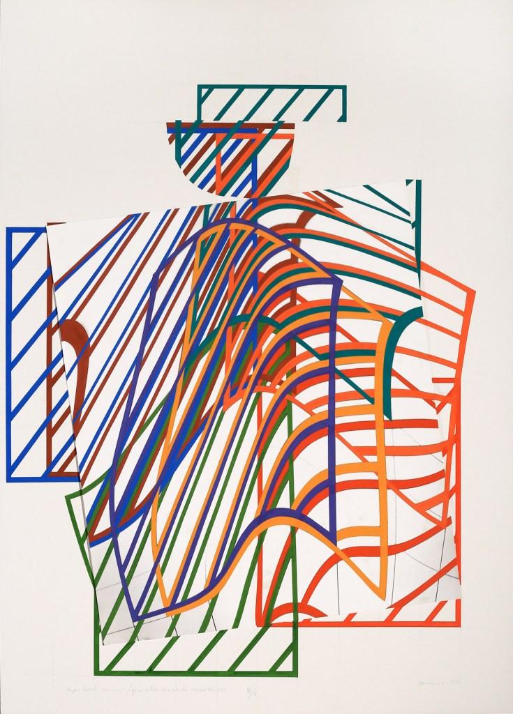 DoraMaurer-Space-Painting-1984-96-Galéria-András-Bozsó