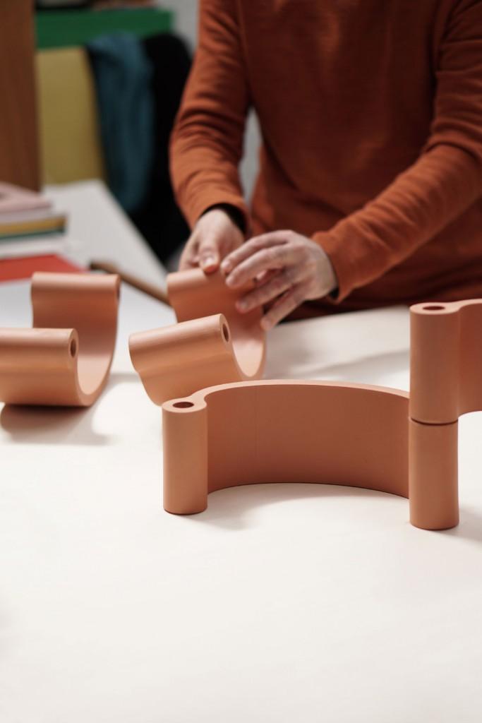 Delta de Oro Proyecto: Garbet Diseño: emiliana design studio — Emili Padrós & Ana Mir Empresa: Cerámica Ferrés