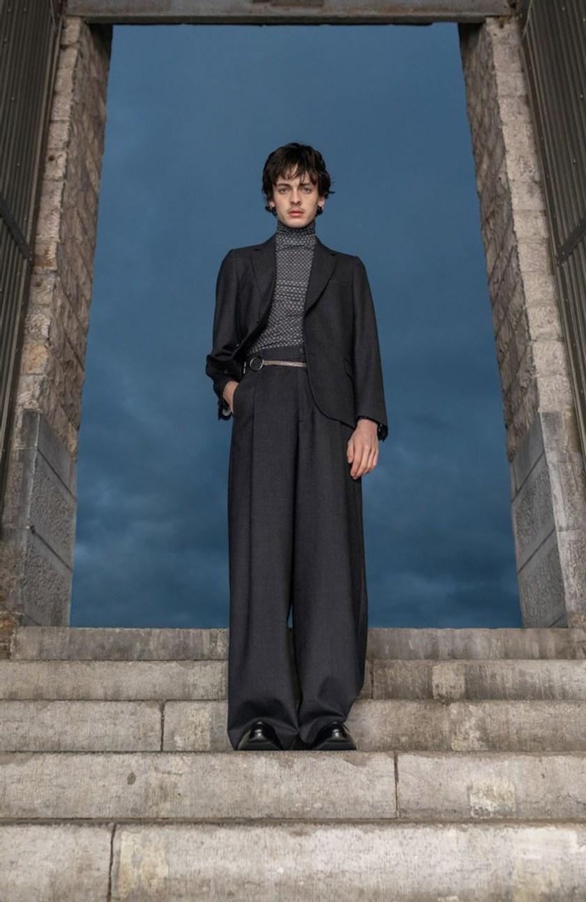 DRIES VAN NOTEN - Menswear Collection F/W 2021