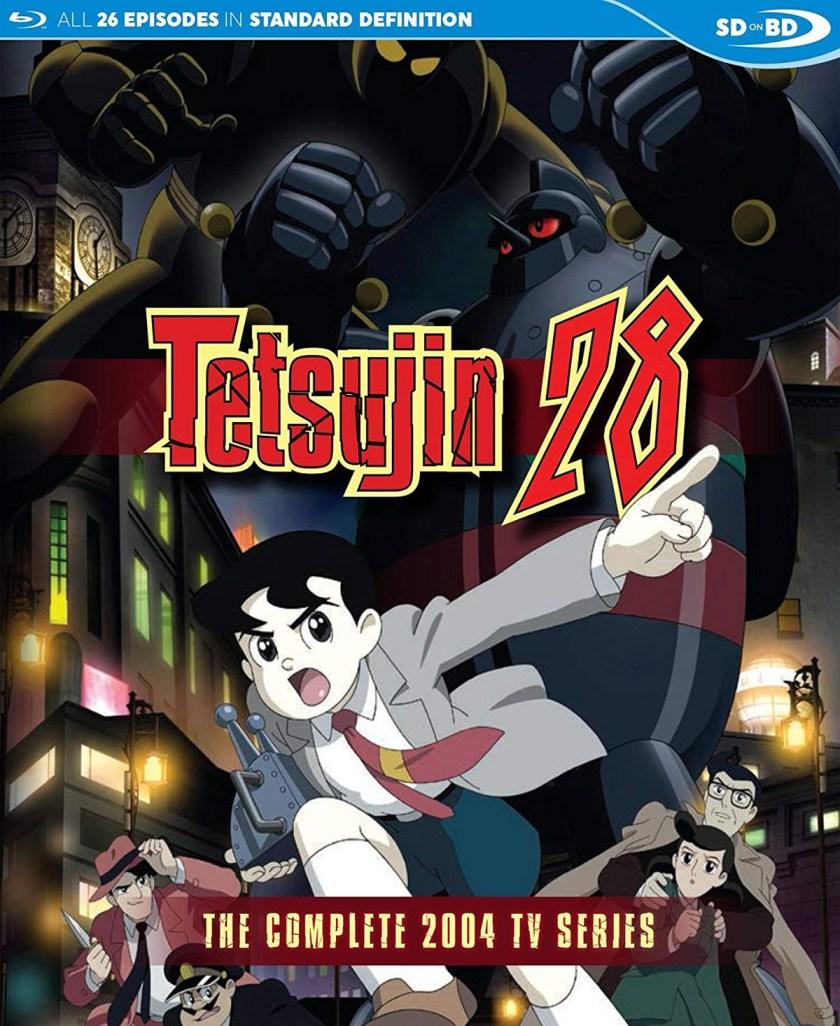 """""""Tetsujin 28-gō"""", serie de culto creada en 1956 en Japón"""