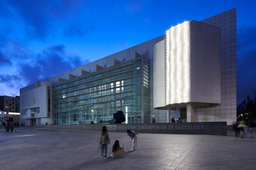 Vista de la muestra Felix Gonzalez-Torres. Política de la relación. MACBA. Foto: Miquel Coll