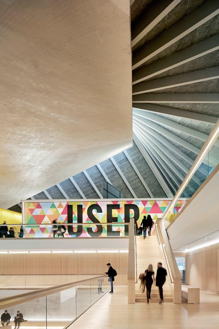 Design Museum. Londres. Foto: Hufton+Crow
