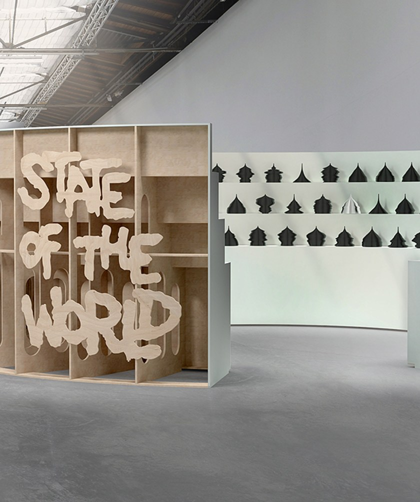 "Mathieu Lehanneur presenta esta semana en ArtBasel - DesignMiam y dentro del programa Human Nature ""State Of The World"","