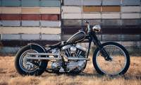 wrecked metals 59 panhead photo