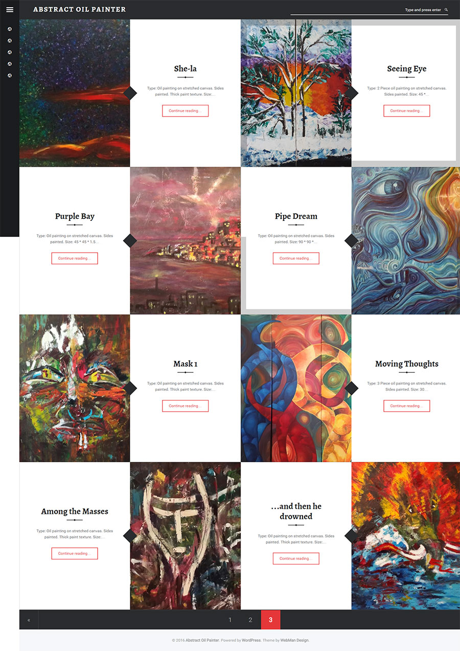 Abstract-Expressionistic-Oil-Paintings-for-Sale---Part-3