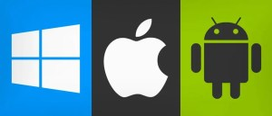 WindowsAppleAndroid