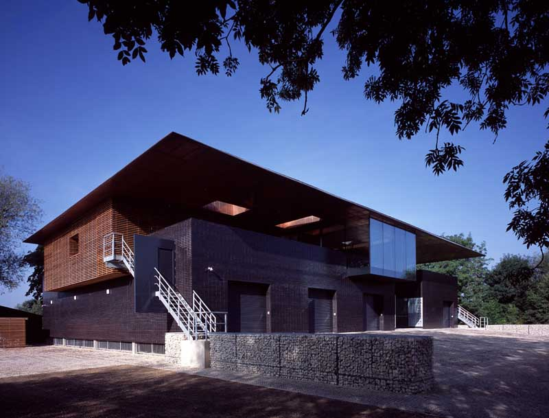 Contemporary Modern Architecture Oxford Belsize Architects University College Boathouse To Inspiration Decorating