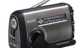 Radio sony icf-b88