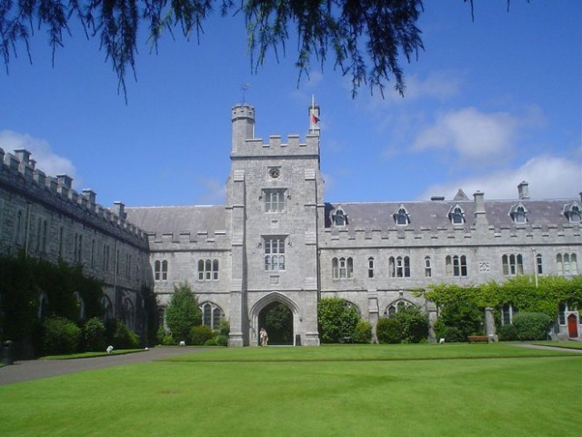 University College Cork. Créditos: Wikimedia.