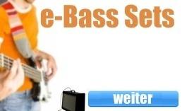E-Bass Sets kaufen