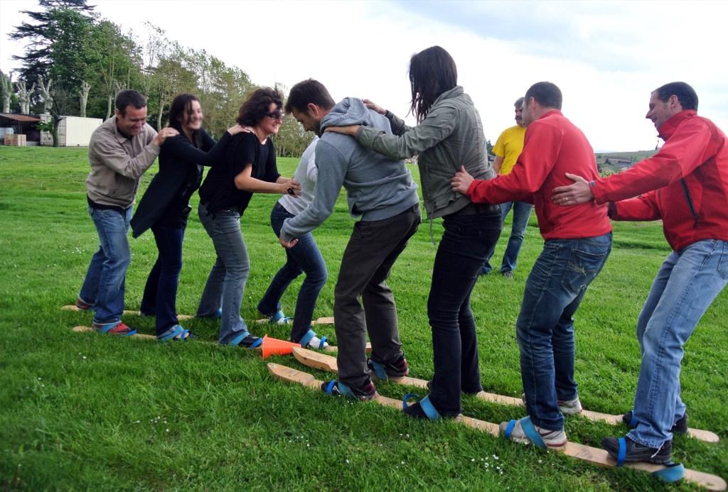 Teambuilding : Tournoi Esprit Libre