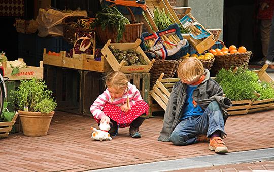 Jak pomóc dziecku zdobyć przyjaciół?