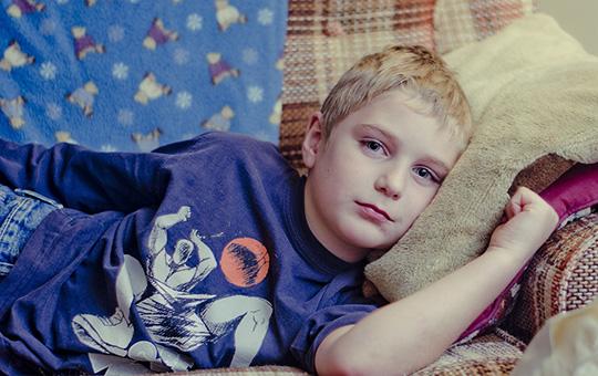Jak zachęcić chore dziecko do jedzenia?