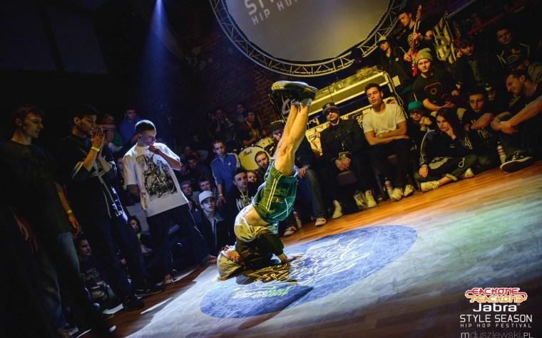 Jabra Style Season – Hip Hop Festival.