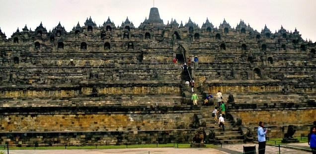 Oh Borobudur!