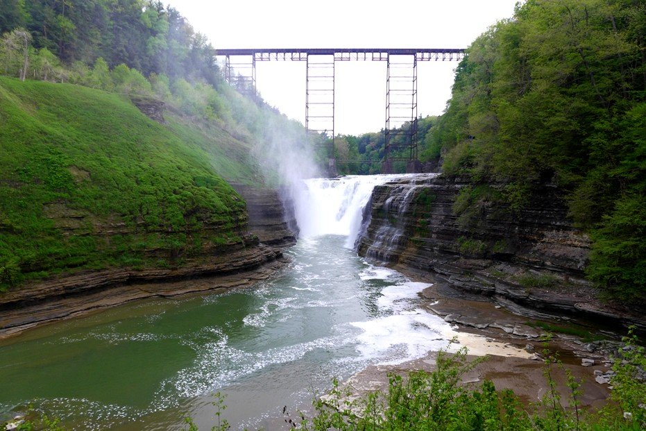 Letchworth State Park; Genesee River; What to do in Rochester, New York