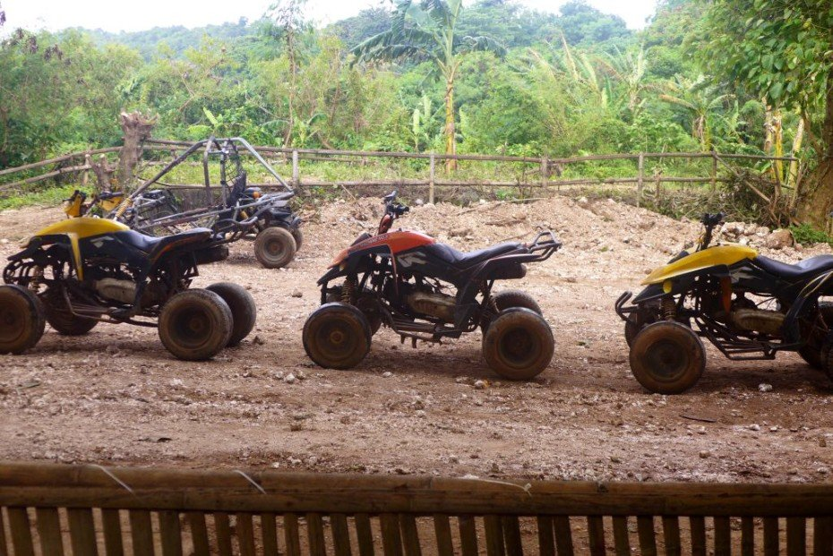 ATV, Boracay; D.I.Y. Boracay; Boracay budget travel; Backpacking Boracay; Backpacking Philippines