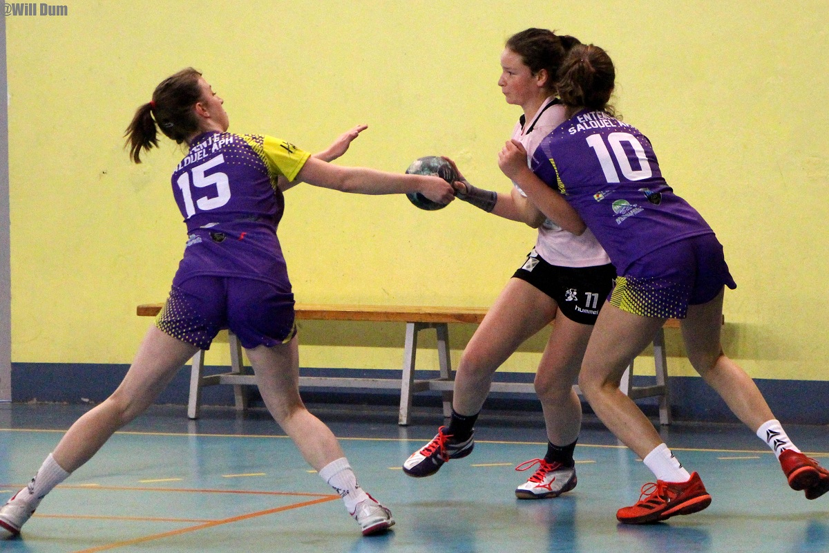 -18 CDF contre APH Salouël (62)