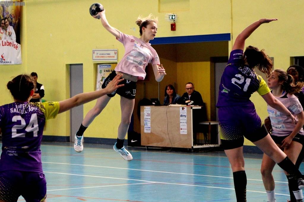 -18 CDF contre APH Salouël (99)