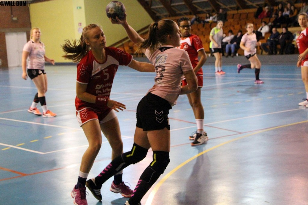 -18 contre Chevrières (51)