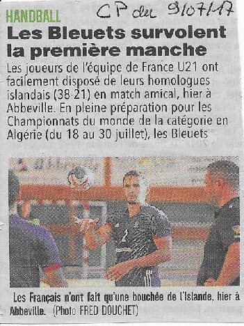 Courrier Picard U21