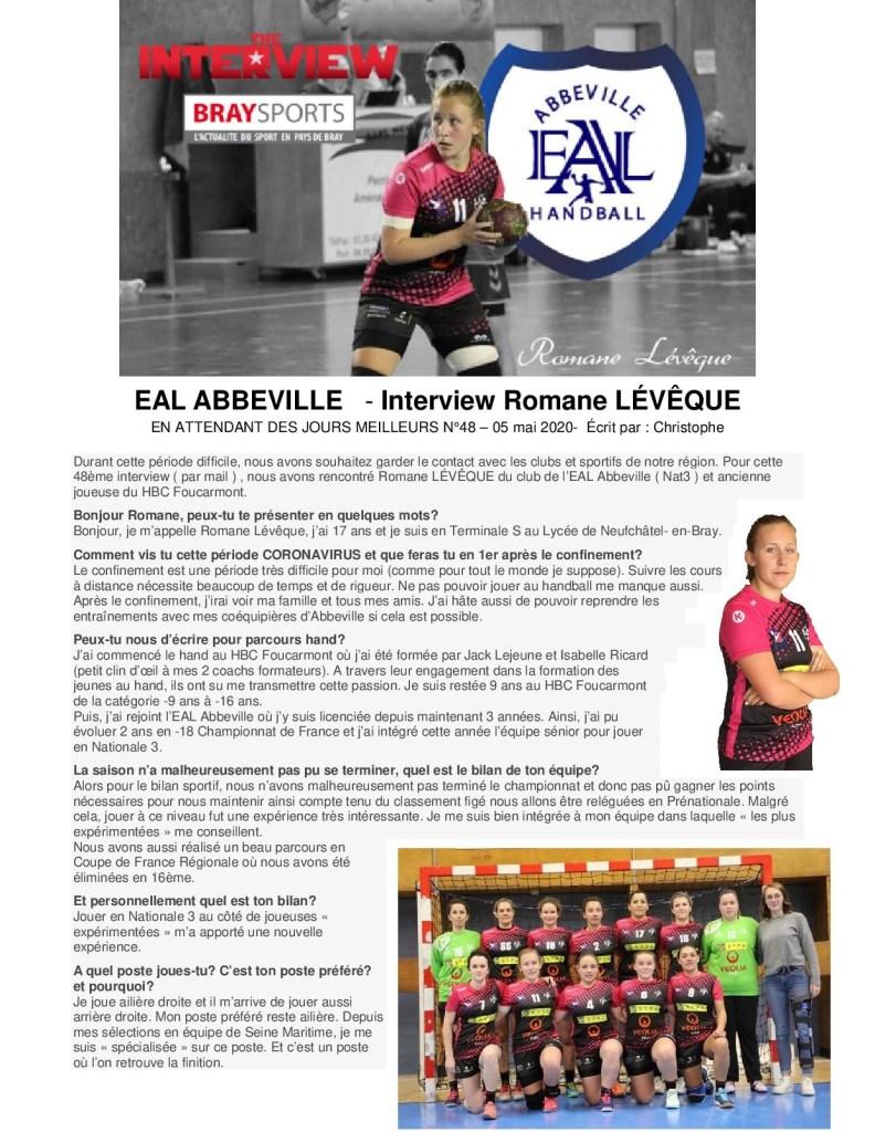 Leveque Romane1