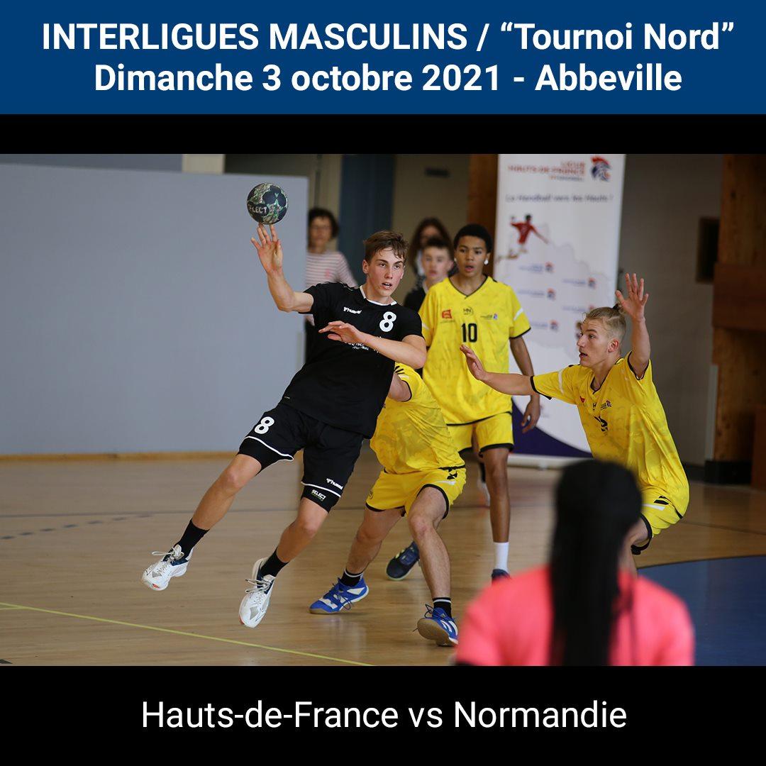 Hts de France vs Normandie