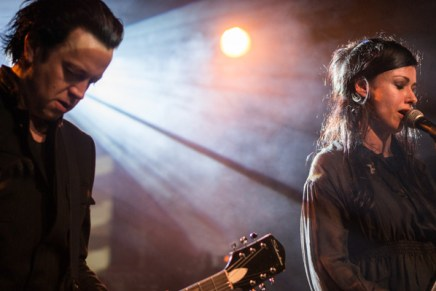 The Black Ryder in LA (2/25/15) Live Review