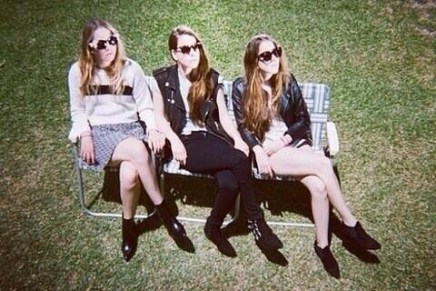 Singles Buffet: HAIM, Danny Brown, Lolawolf, more!