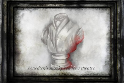 Trick or Treat! Signor Benedick the Moor releases 'Spooky Reader's Theatre'