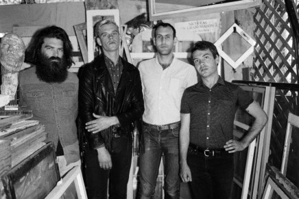"Preoccupations (formerly Viet Cong) Give Us ""Anxiety"""