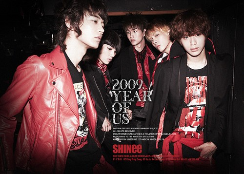 SHINee – 2009, Year Of Us