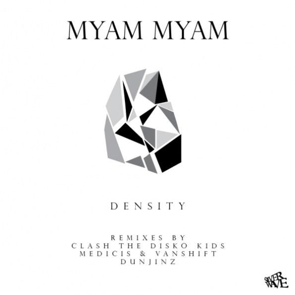 Myam Myam - Density EP