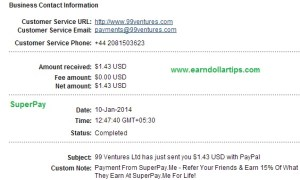 superpay payment proof