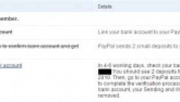 How to verify your Paypal account?