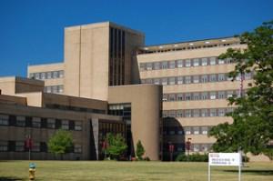 college campus buildings