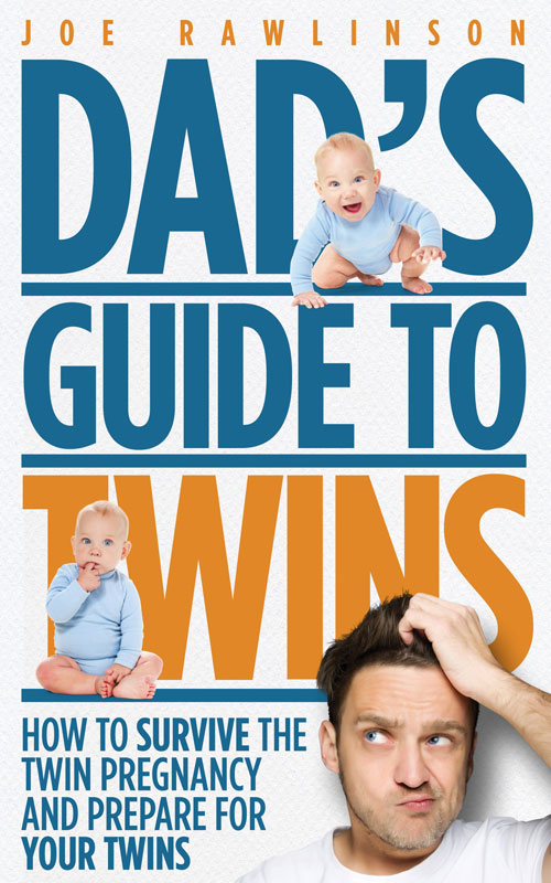 cover art for book Dad's Guide to Twins