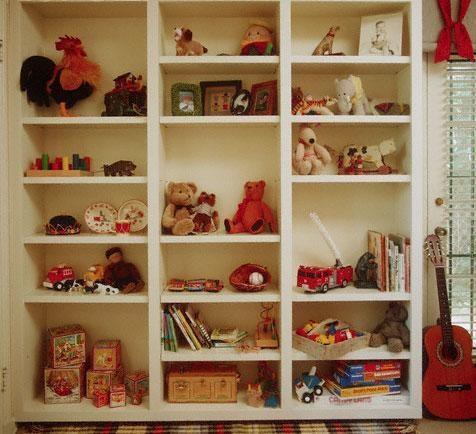 child bedroom closet