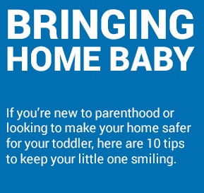 thumbnail of Bringing Home Baby infographic