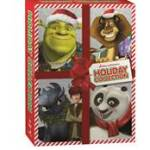 cover art of Dreamworks holiday collection dvd