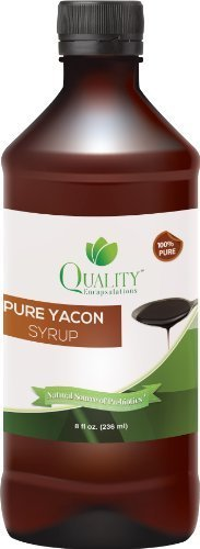 yacon syrup by quality encapsulations