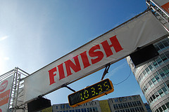 Finish Line | Source: jayneandd on Flickr via CC BY 2.0 Licence