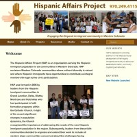 The Hispanic Affairs Project (HAP) is an organization serving the Hispanic immigrant population in six communities in Western Colorado.  HAPGJ.org