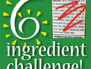 Anktangle: Join us for the Six Ingredient Challenge!