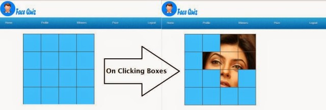 Free mobile recharge Face Quiz