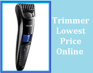 trimmer buy online at lowest price