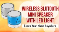 Wireless Bluetooth Speakers