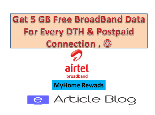 MyHome rewards airtel Broadband 5 GB offer.png