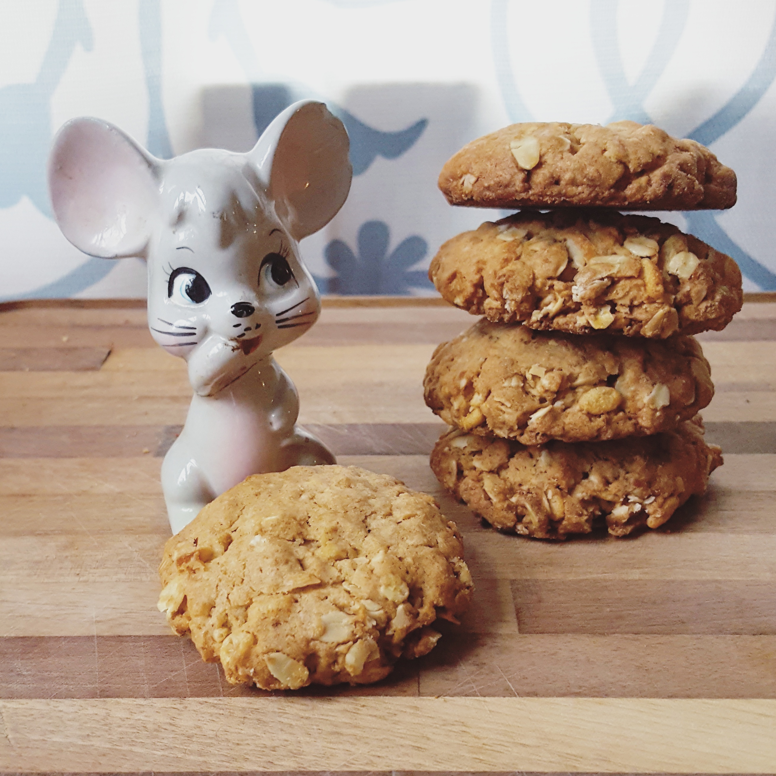 Recipe Vegan Aquafaba Ranger Cookies Easily Enough